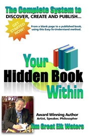 Your Hidden Book Within cover image