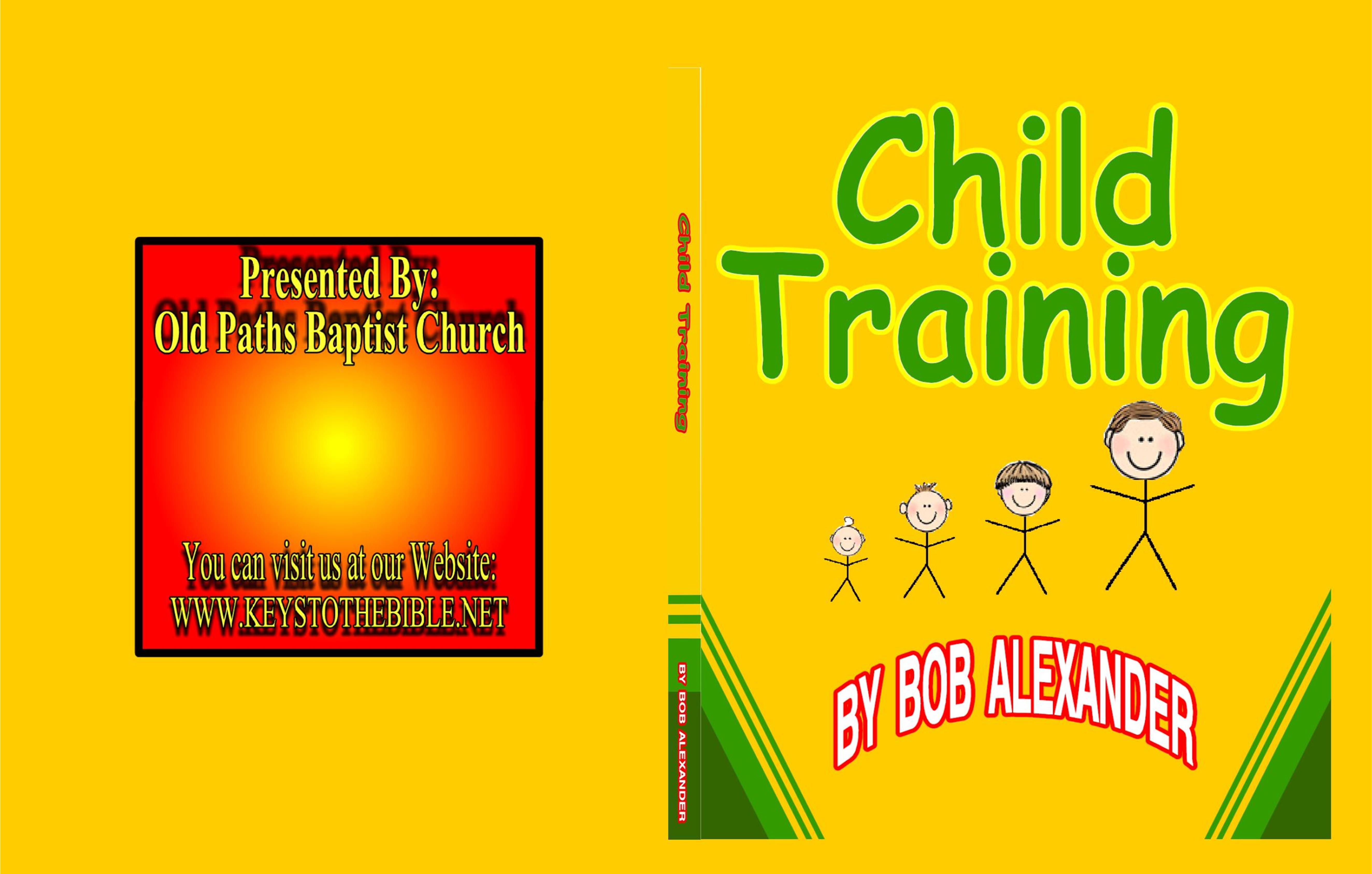 Child Training cover image