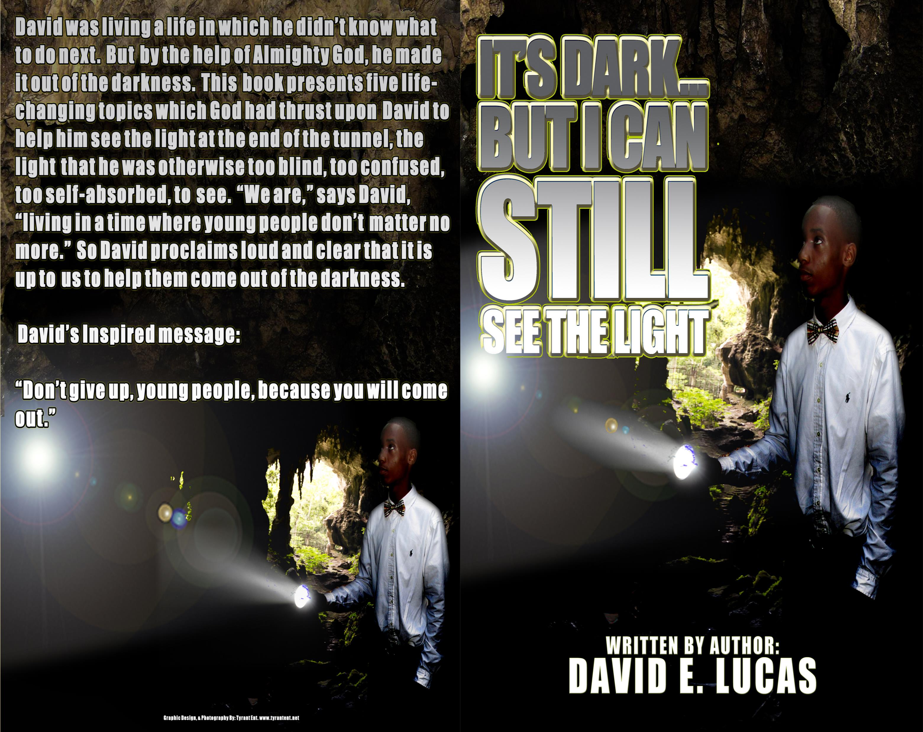 It S Dark But I Can Still See The Light By David Lucas 5 00