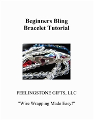 Beginners Bling Bracelet Tutorial cover image