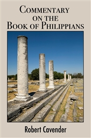 Commentary on the Book of Philippians cover image