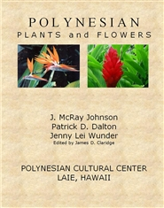 POLYNESIAN Plants & Flowers cover image