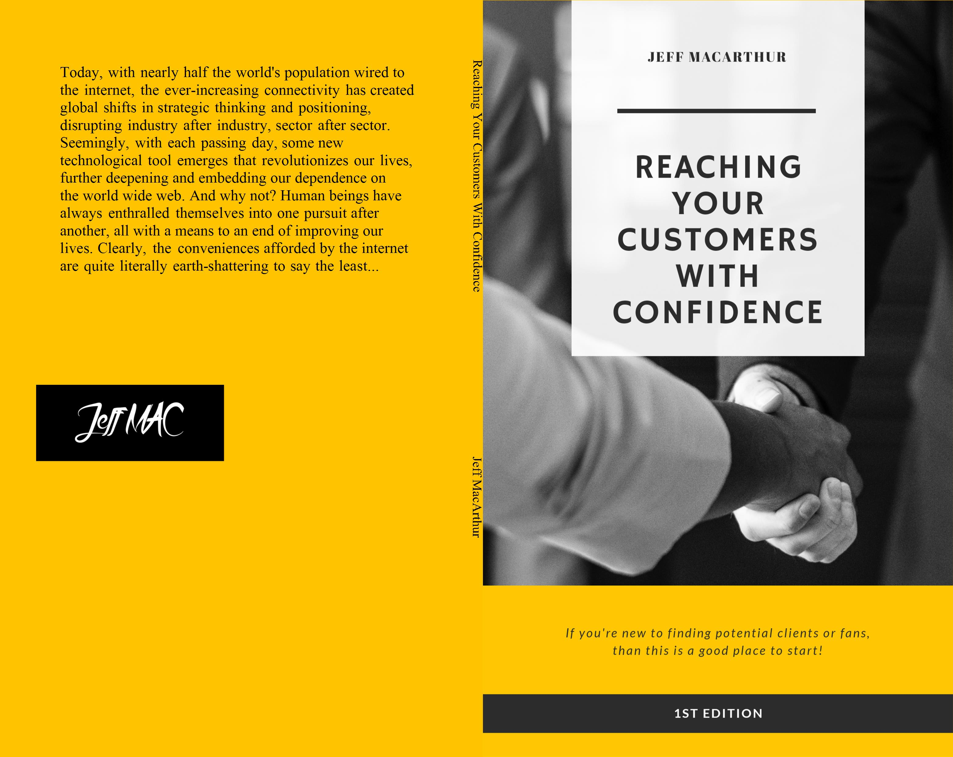 Reaching Your Customers With Confidence cover image