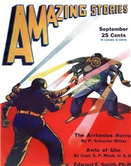 Amazing Stories 1931 September cover image