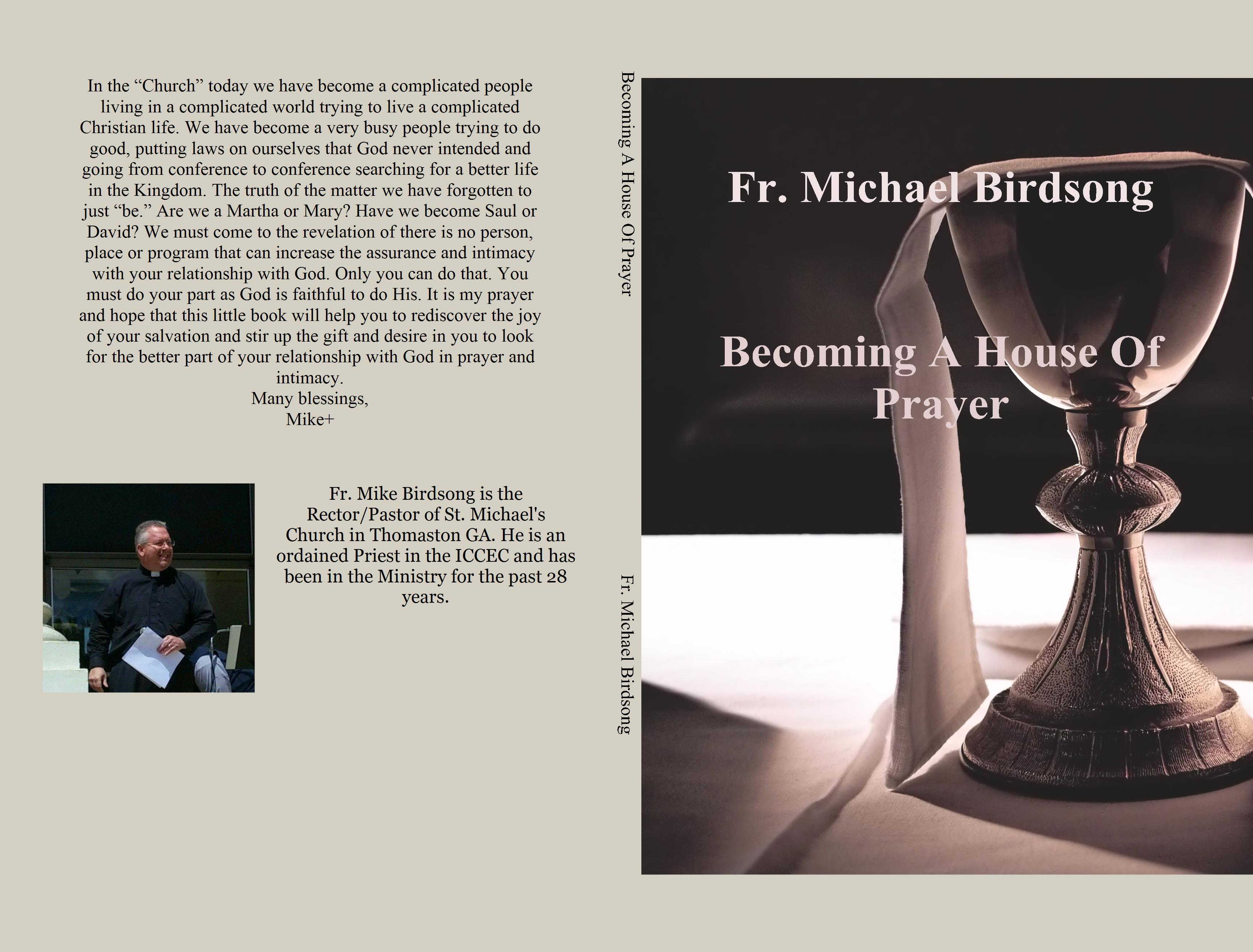 Becoming A House Of Prayer cover image