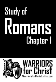 Romans 1 Study cover image