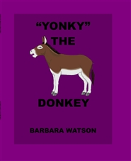 YONKEY THE DONKEY cover image