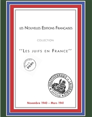 Les juifs en France cover image
