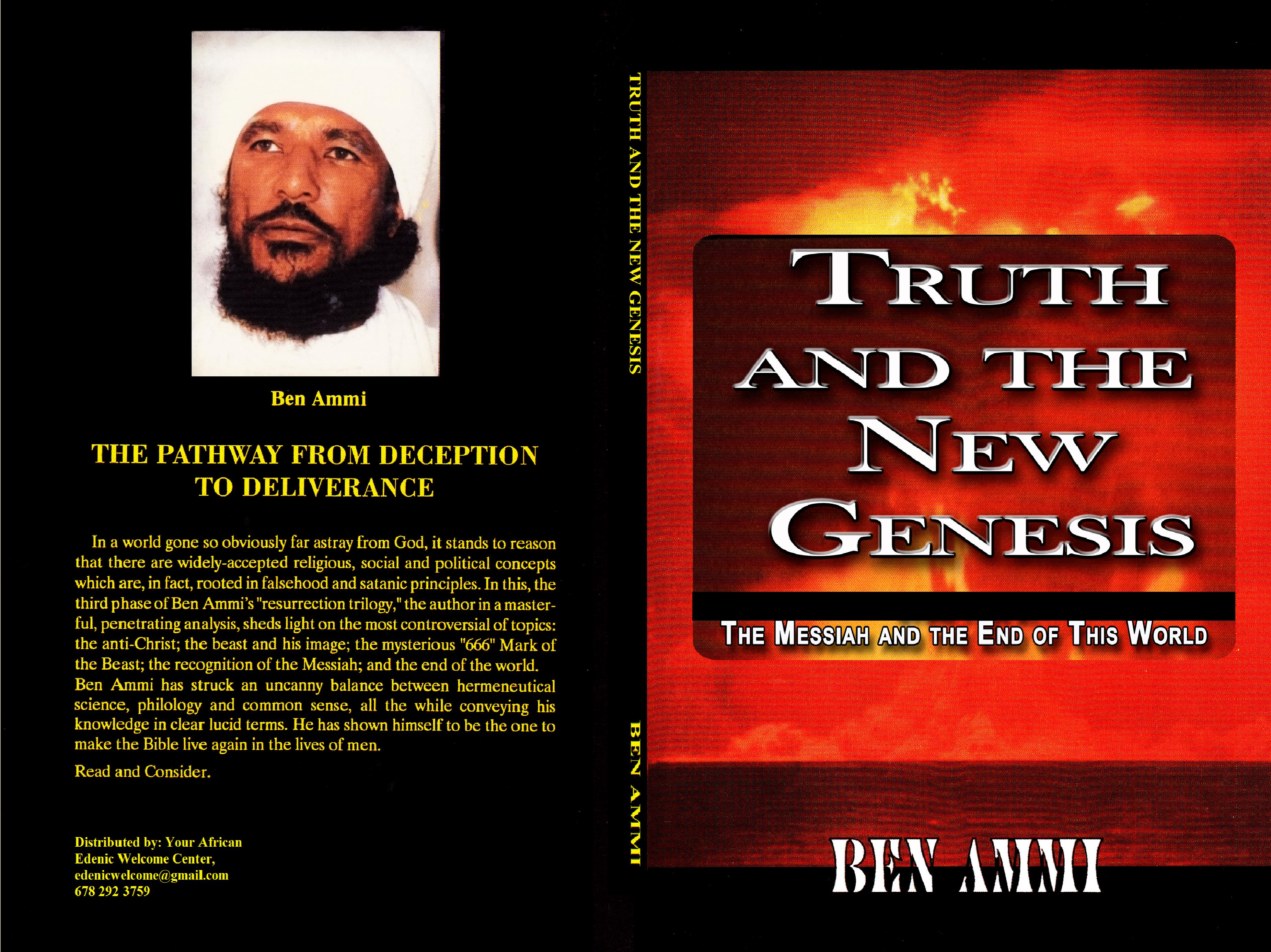 Truth And The New Genesis cover image