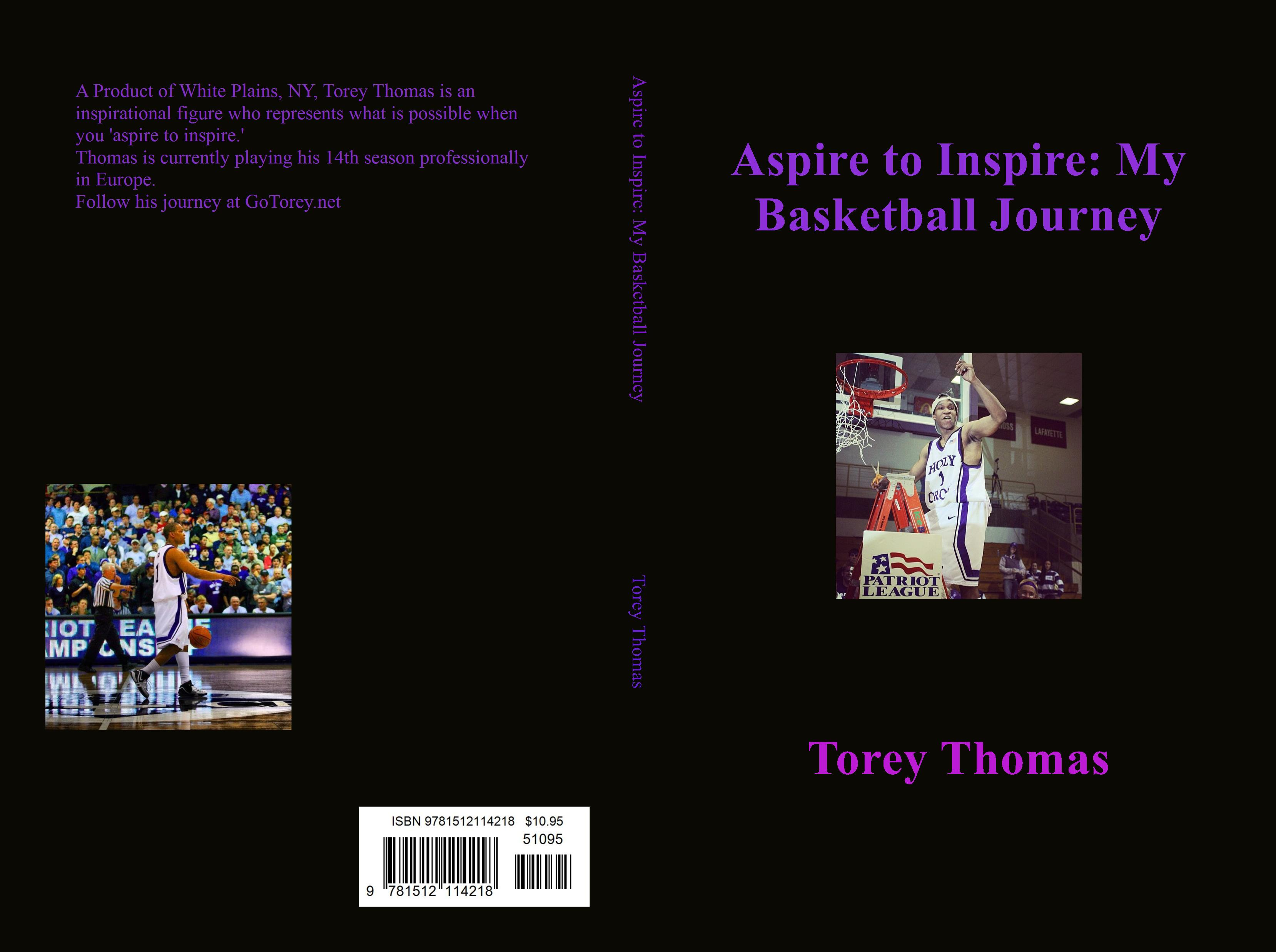 Aspire to Inspire: My Basketball Journey cover image
