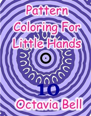Pattern Coloring for Littl ... cover image