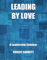 LEADING BY LOVE cover image
