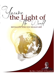 You are the light of the world cover image