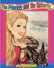 The Princess and the Butterfly Home School Book cover image