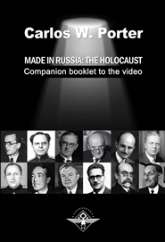 Made in Russia : The Holocaust Companion booklet to the video cover image