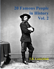 20 Famous People in History Vol. 2 cover image
