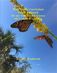 West Brooke Curriculum Grade 4 Manual for use with Level 4 Science MCP Math D Schedule cover image