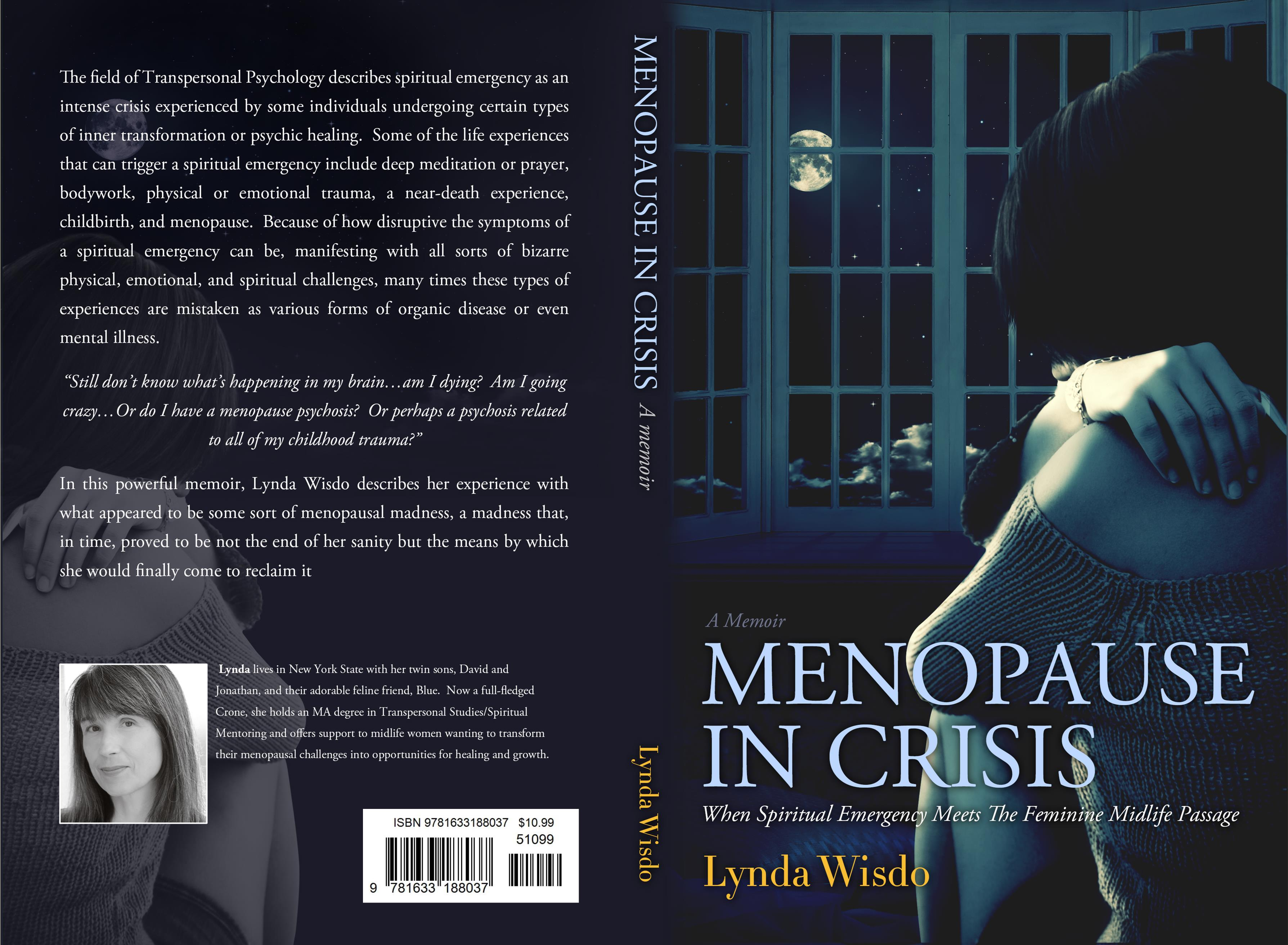 Menopause In Crisis...When Spiritual Emergency Meets The Feminine Midlife Passage cover image