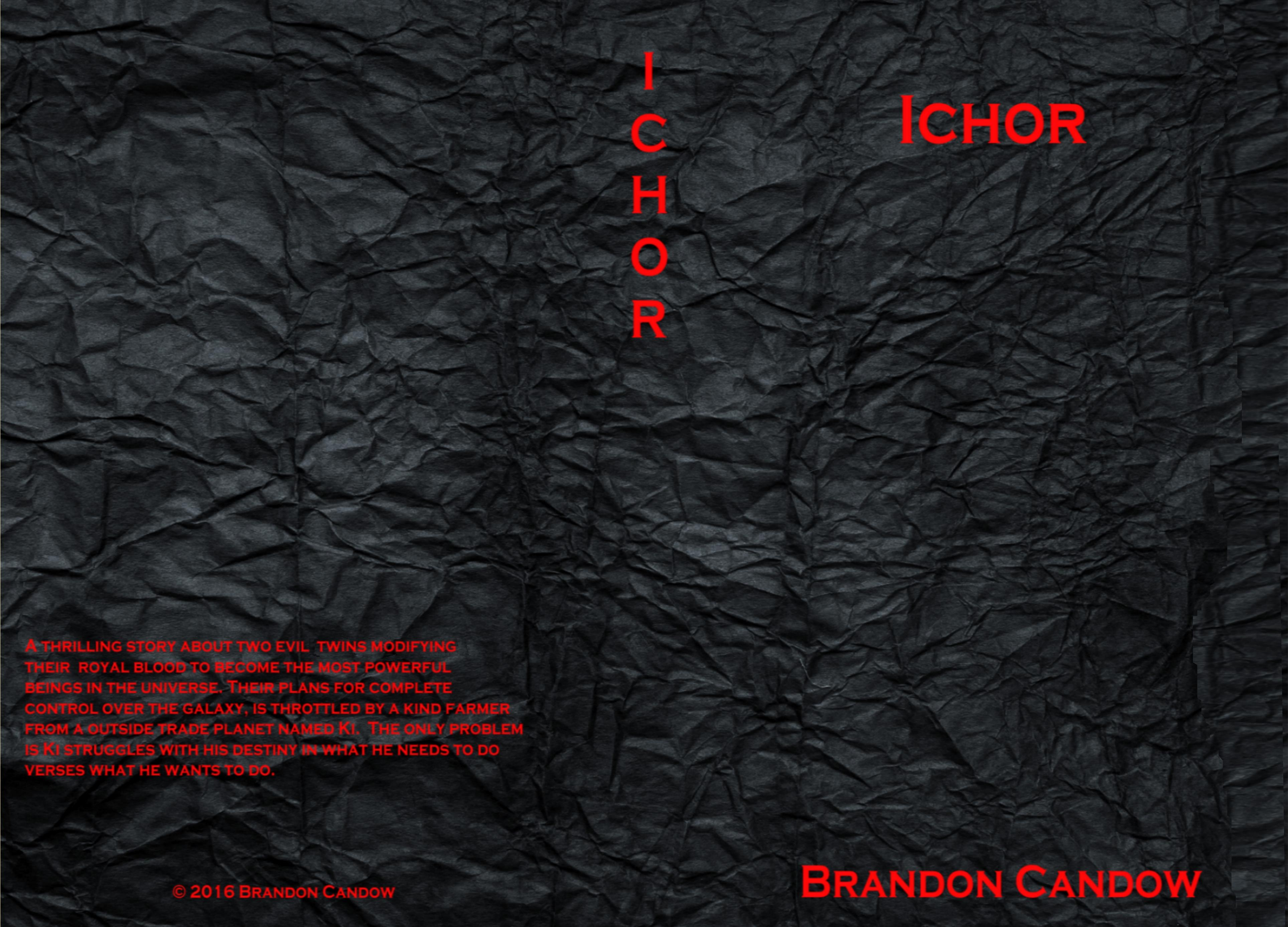 Ichor cover image