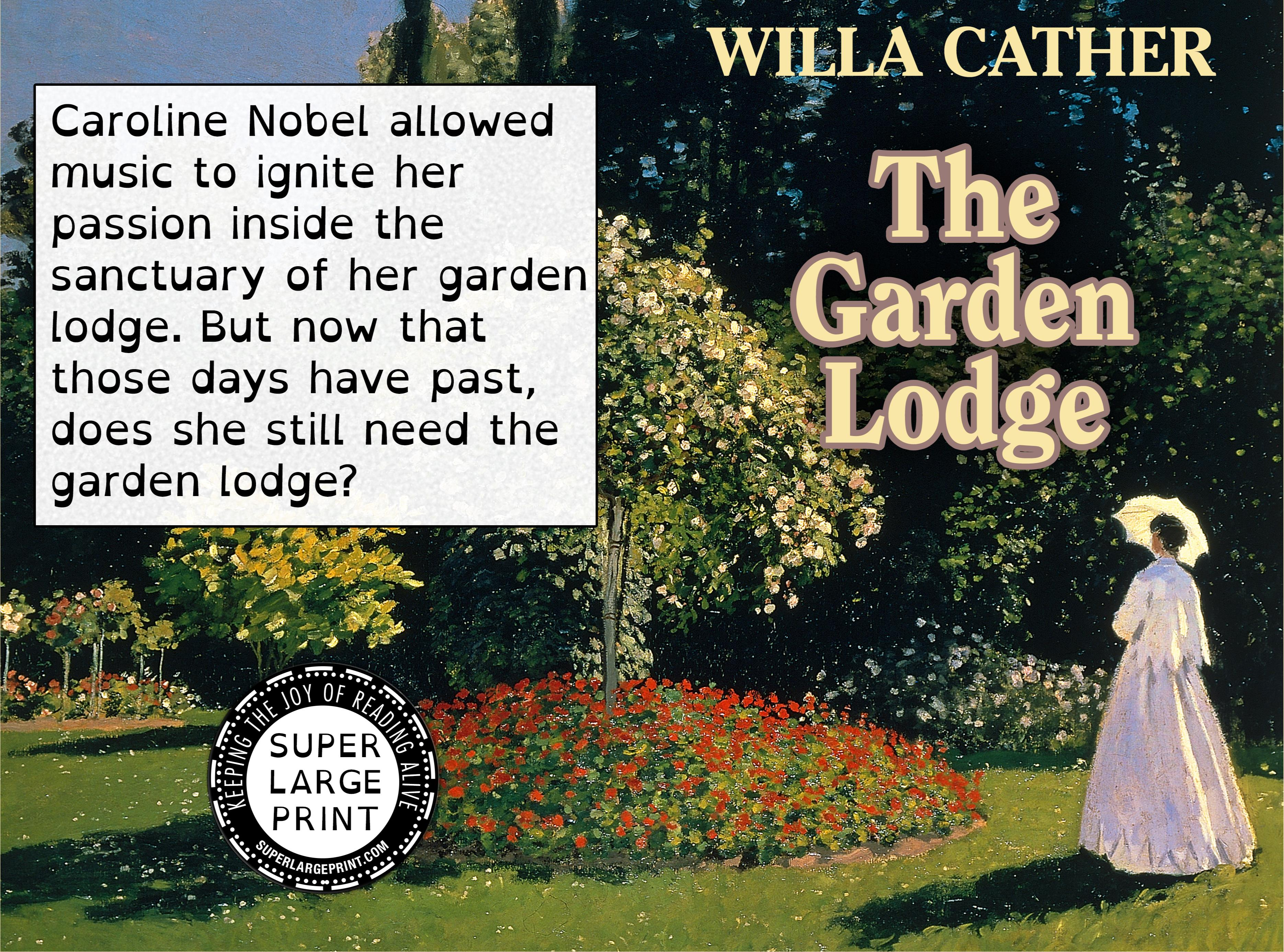 The Garden Lodge cover image