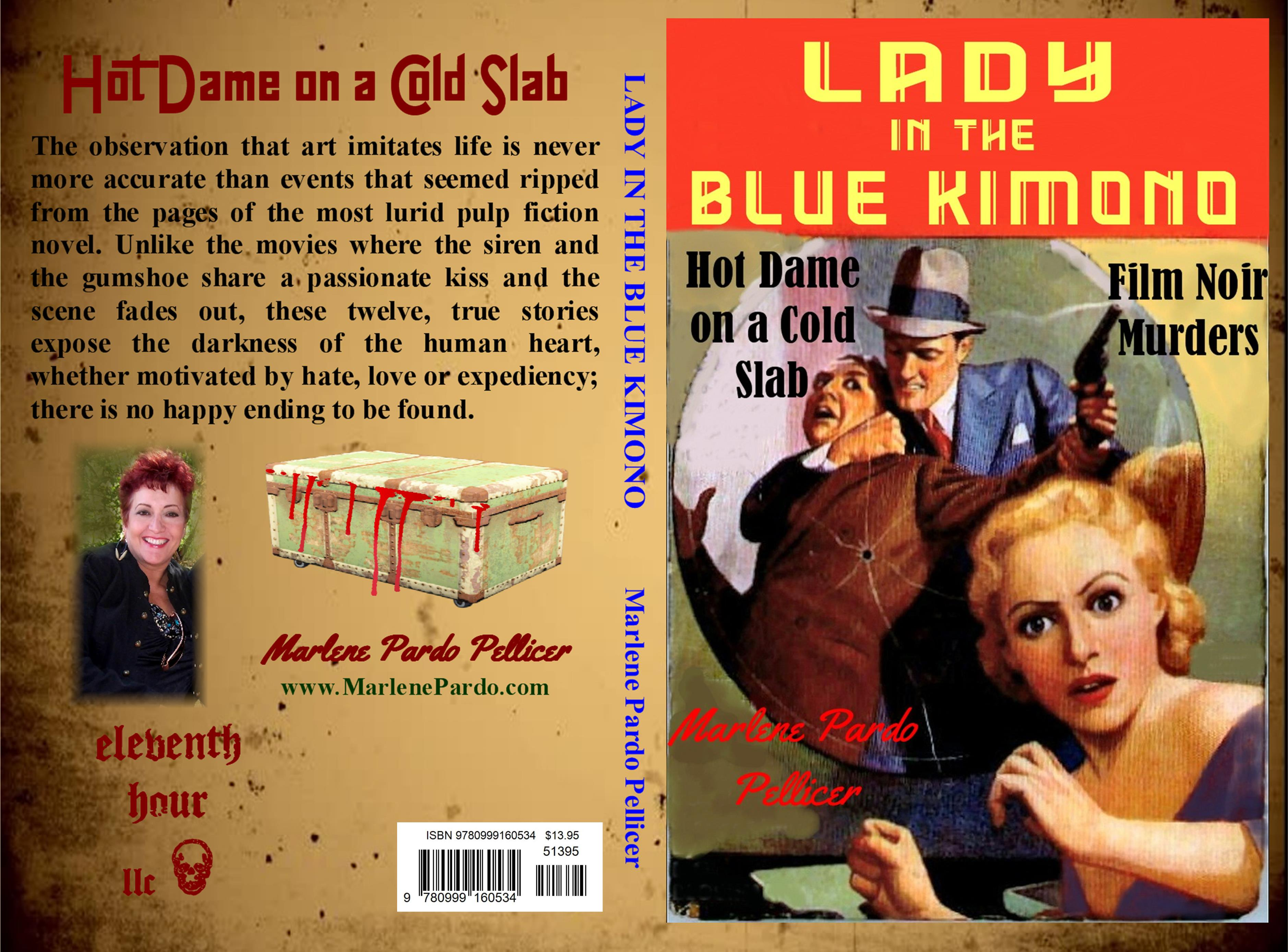 Lady in the Blue Kimono cover image
