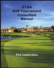 GTAA Golf Tournament Consultant Manual cover image