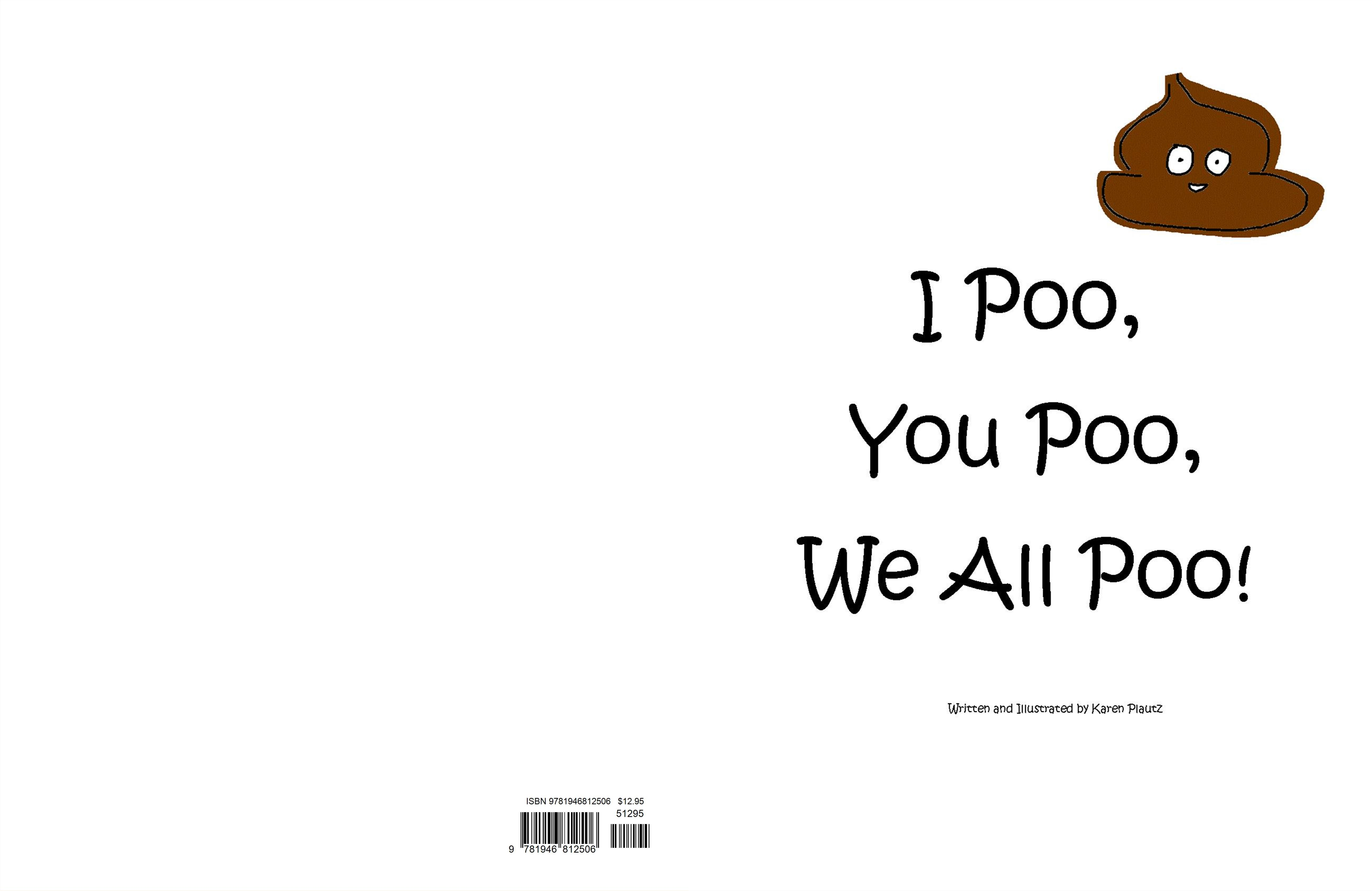 I Poo, You Poo, We All Poo! cover image