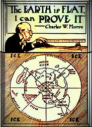 Earth is Flat Proven by An Archival of Evidence from Morse cover image
