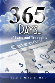 365 Days of Peace and Tranquilty cover image