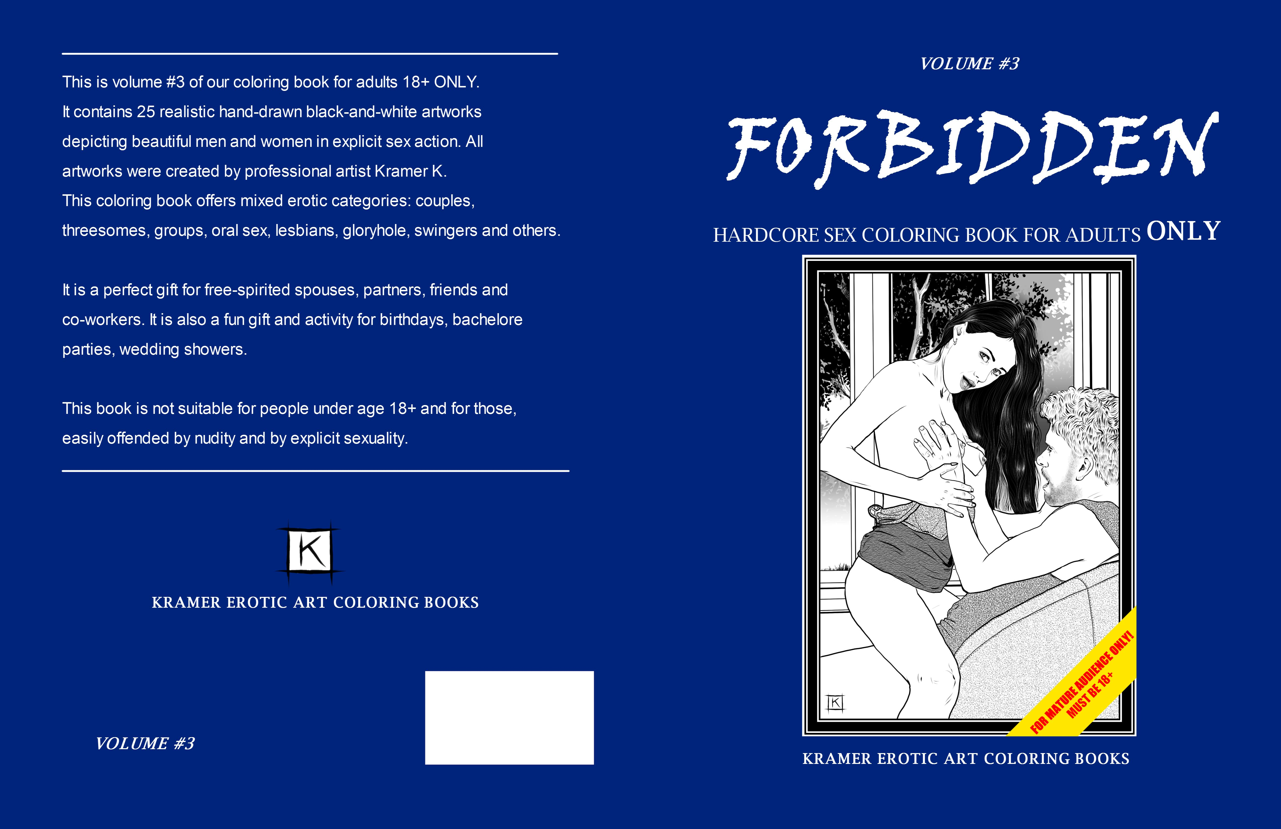 Forbidden; volume #3 cover image