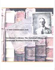 Gentleman's Library: The Technical Library of Landscape Architect Ferruccio Vitale cover image