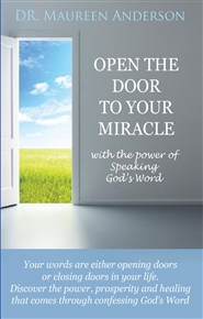 Open The Door To Your Miracle cover image