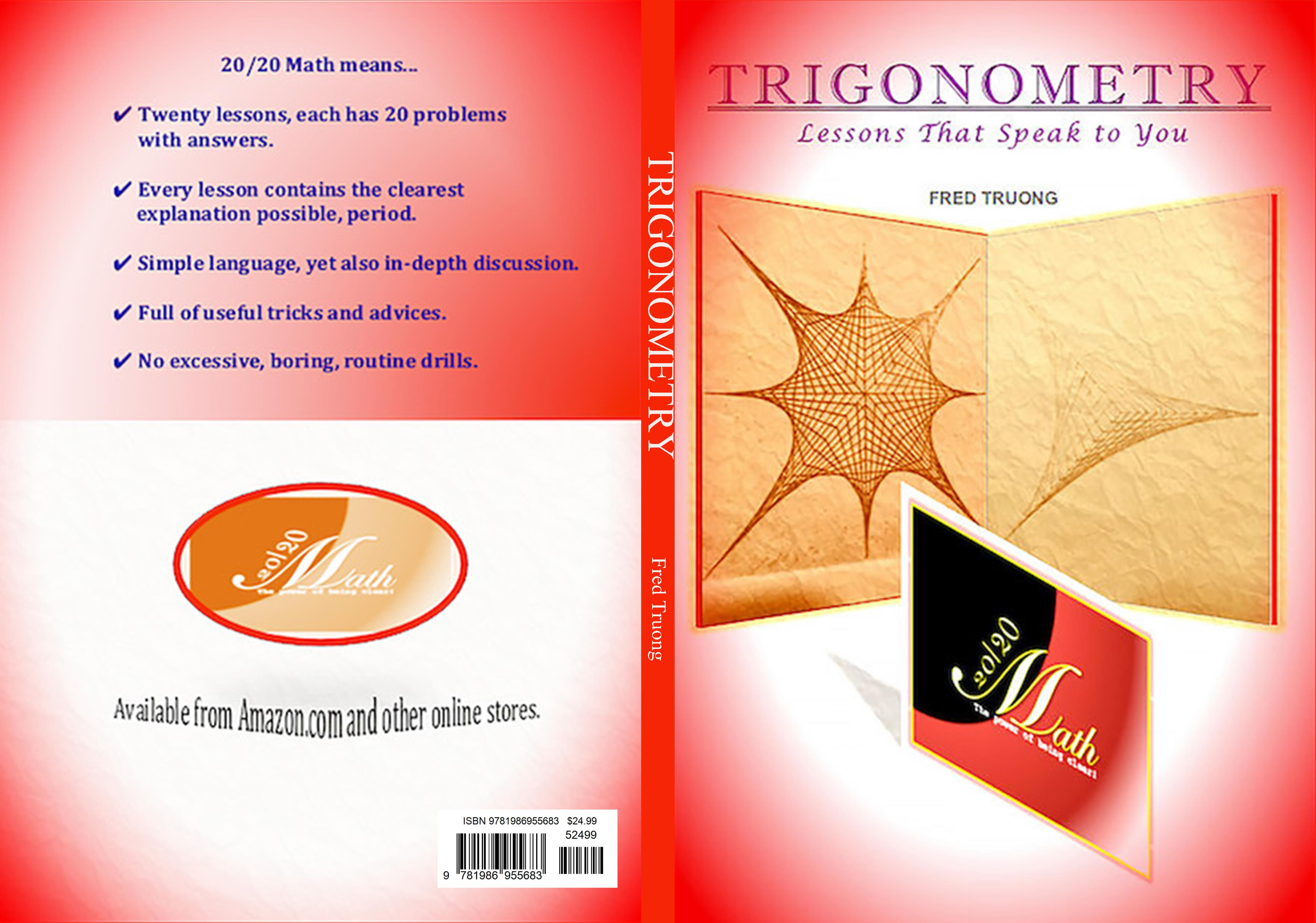 Trigonometry - Lessons That Speak to You cover image