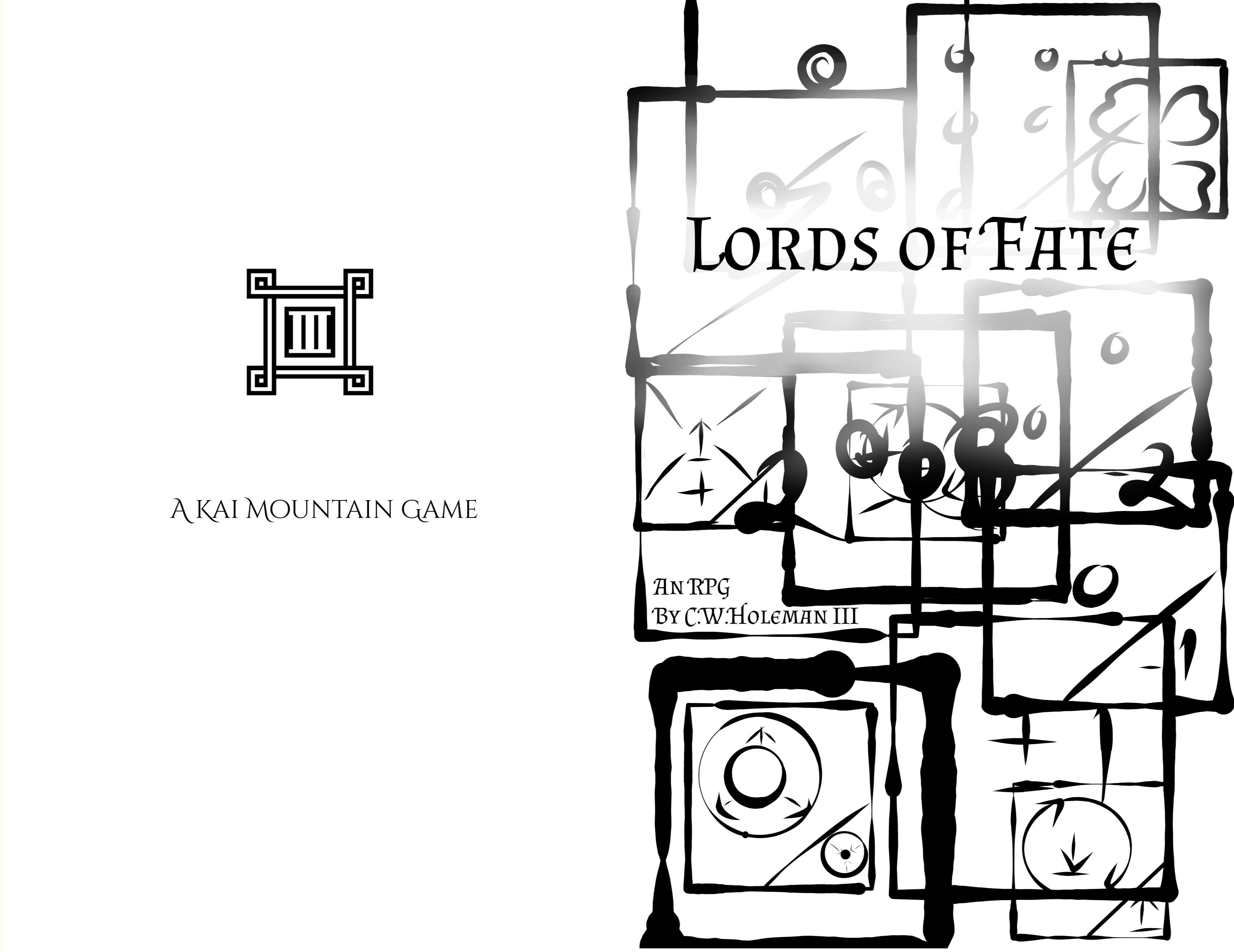 Lords of Fate cover image