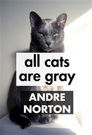 all cats are gray cover image