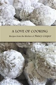 A Love of Cooking cover image
