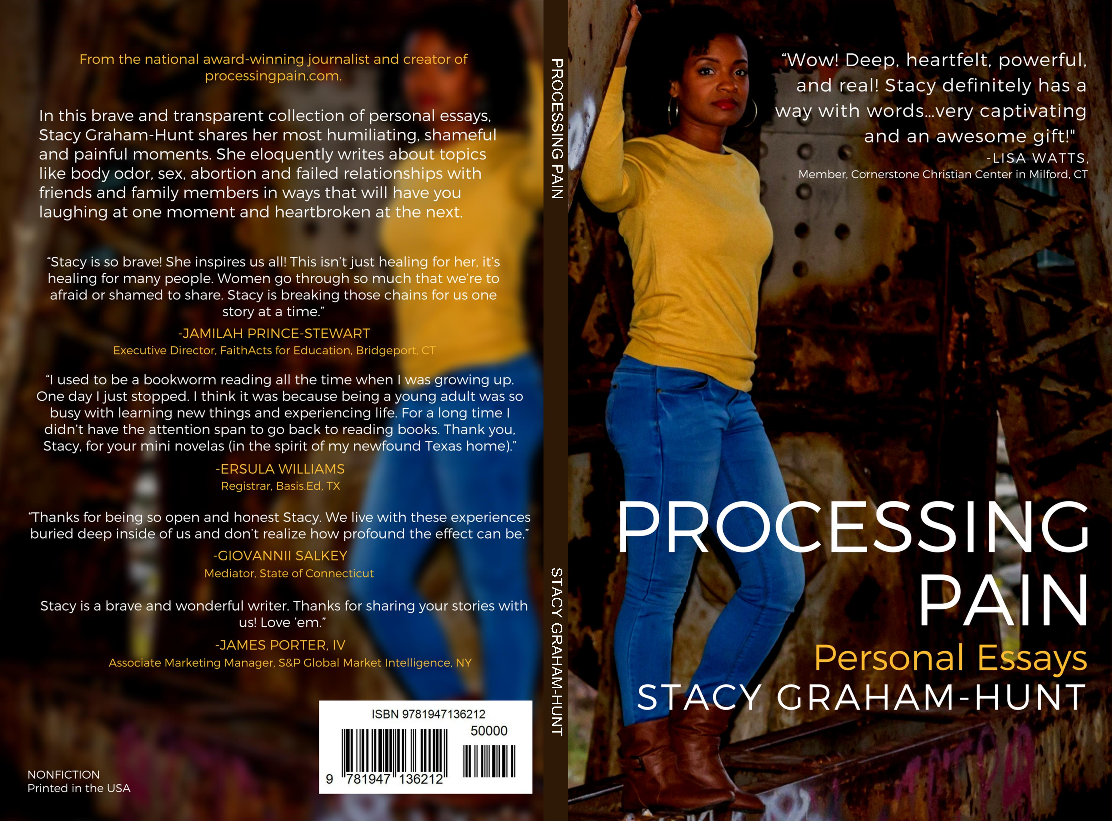 Processing Pain cover image