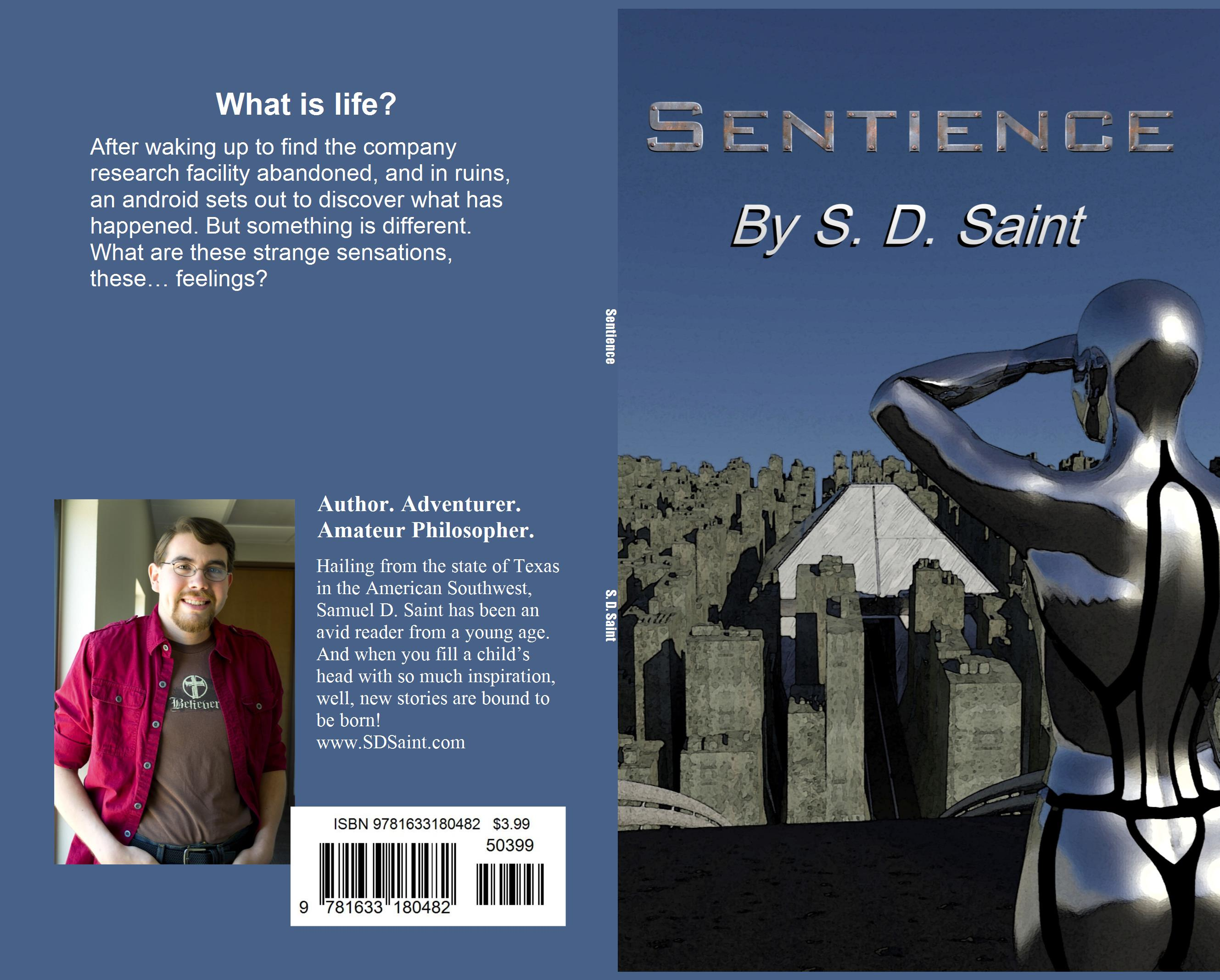 Sentience cover image