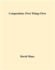 Composition: First Things First cover image