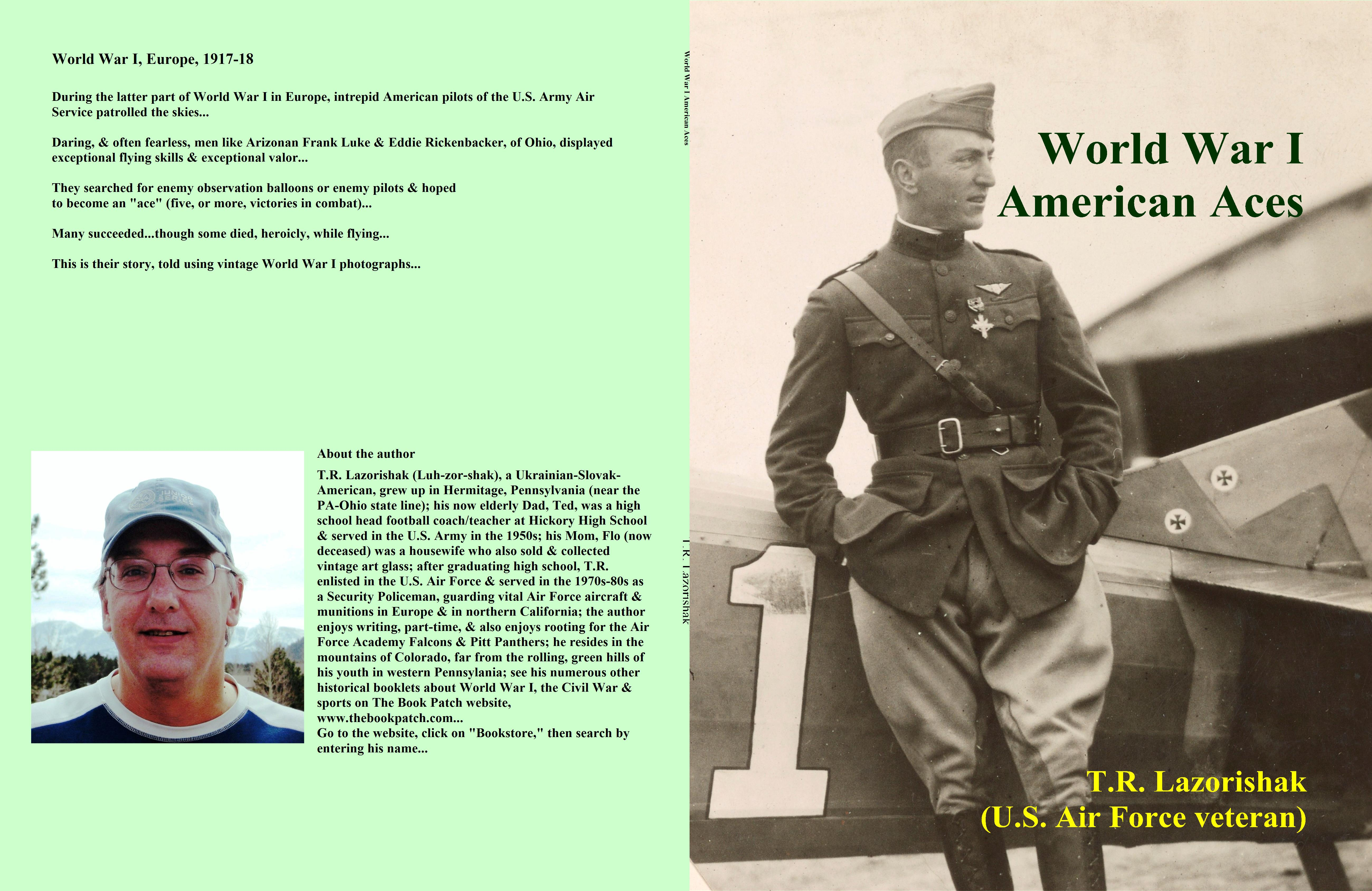 World War I American Aces cover image