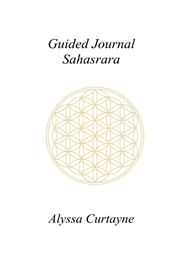 Guided Journal Sahasrara cover image