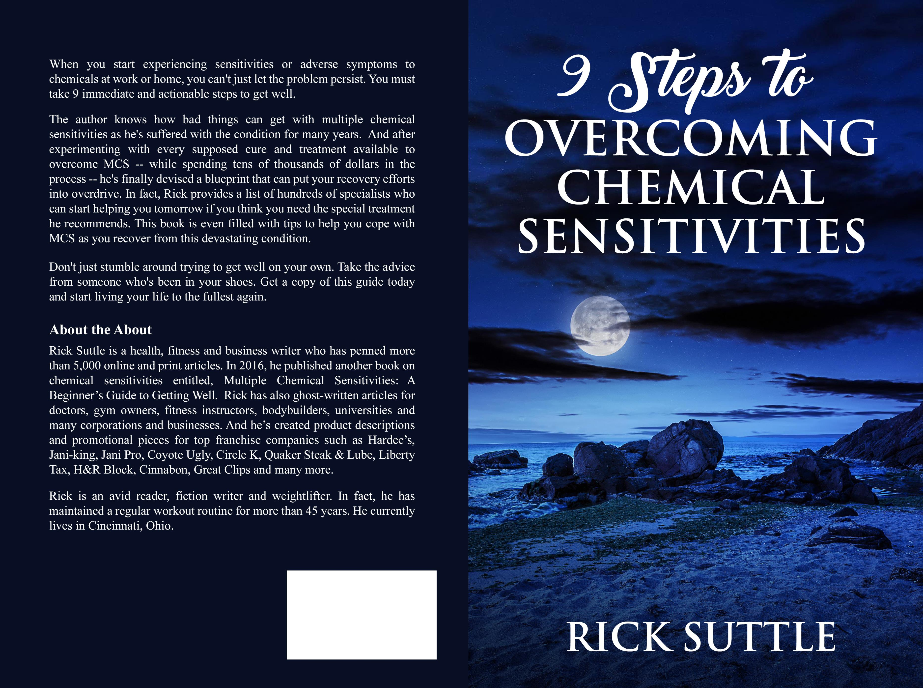 9 Steps to Overcoming Chemical Sensitivities cover image