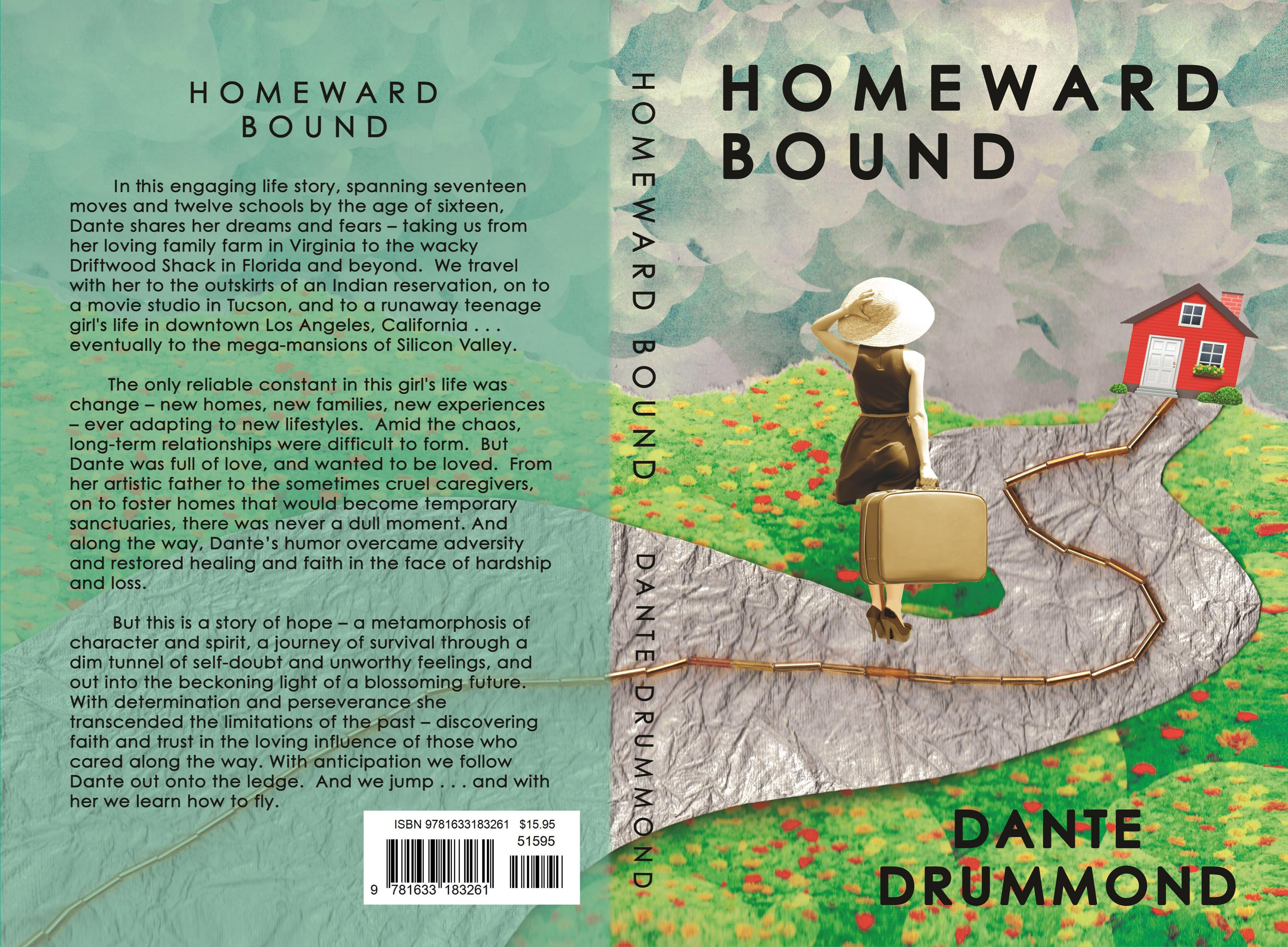 Homeward Bound Memoirs of a Foster Child cover image