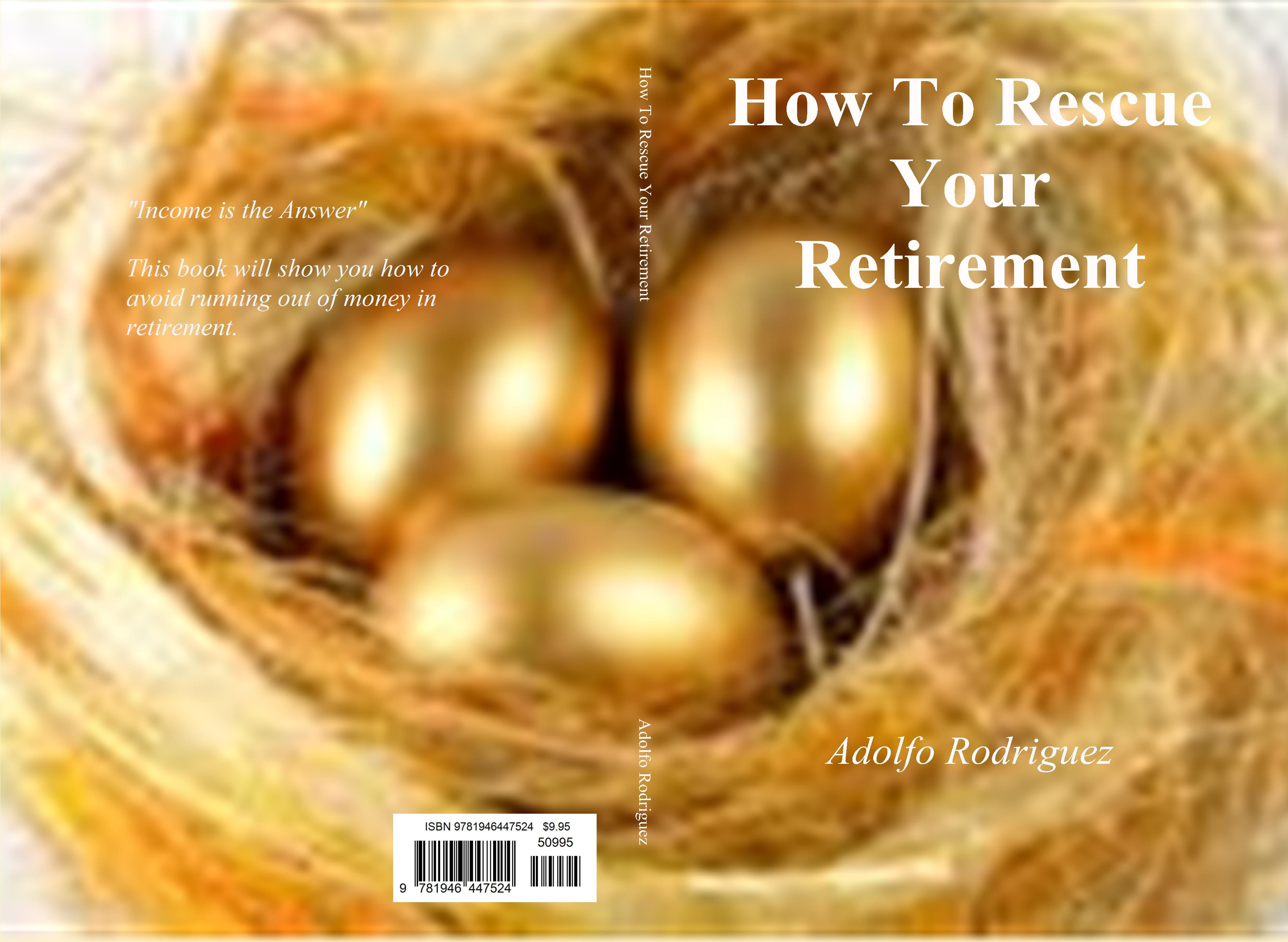 How To Rescue Your Retirement cover image