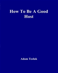 How To Be A Good Host cover image