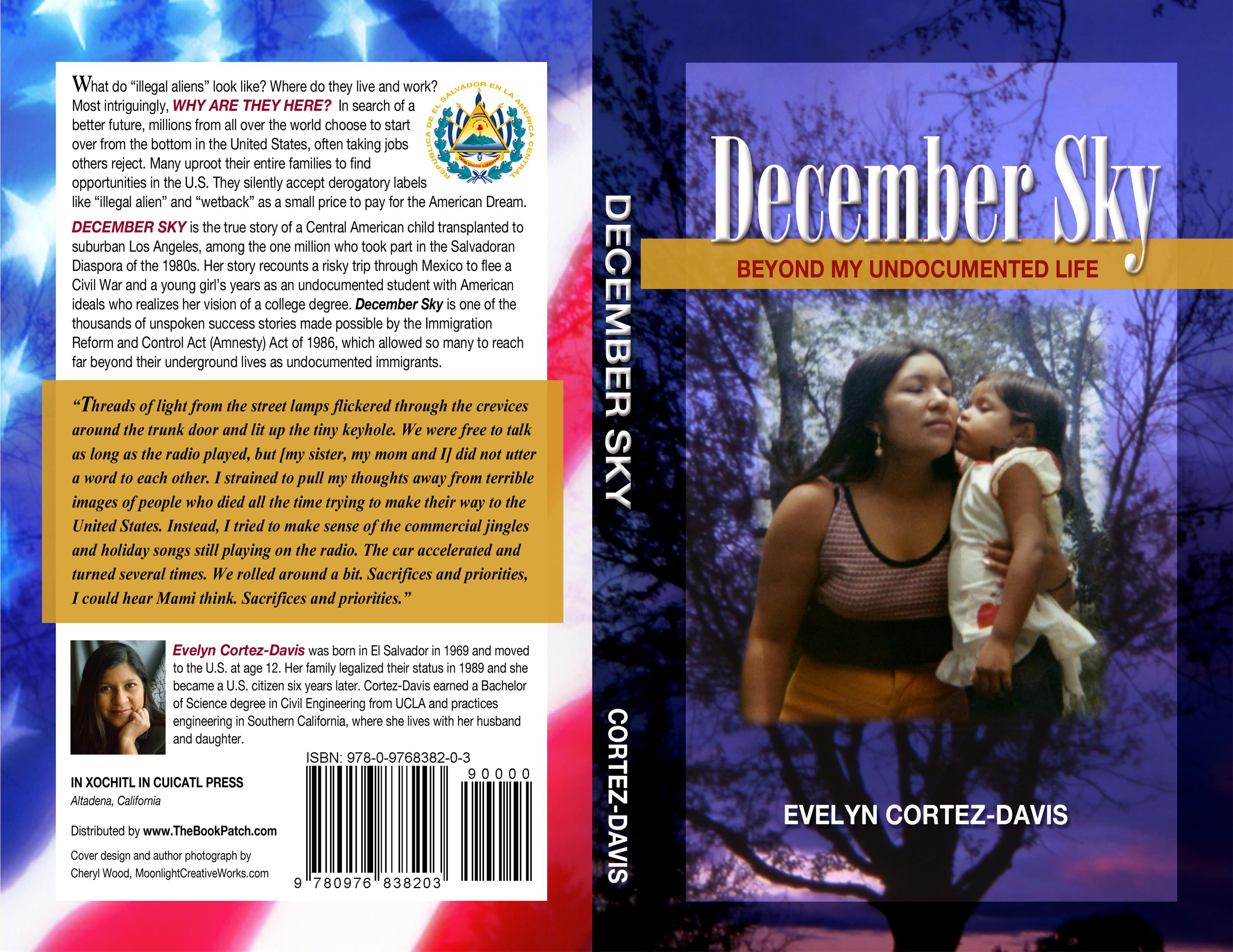 December Sky - Beyond My Undocumented Life cover image