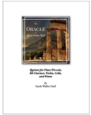 The Oracle: Violin Part cover image