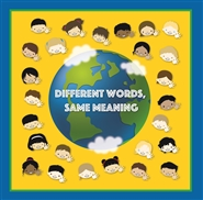 Different words, same meaning, 2 cover image