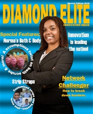 Diamond Elite Magaine: Special Edition Issue 2018 cover image