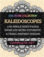 Color Me - Book – Kaleidoscopes - Complete Set cover image